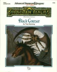 Empires Adventures Trilogy #2 - Black Courser