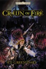 Shandril's Saga #2 - Crown of Fire (Oversized)