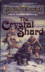 Icewind Dale Trilogy, The #1 - The Crystal Shard