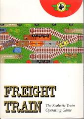 Freight Train - The Realistic Train Operating Game