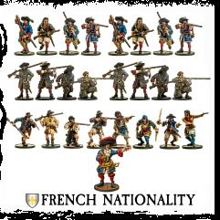 French Nationality Starter Set