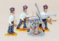 French Sailors w/Pintal Mount (28mm)