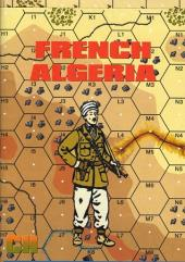 French Algeria Monster Map Collection