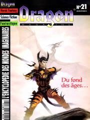 #21 French Edition, January/February 1995