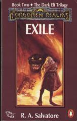 Dark Elf Trilogy, The #2 - Exile