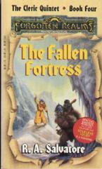 Cleric Quintet, The #4 - The Fallen Fortress