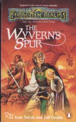 Finder's Stone Trilogy, The #2 - Wyvern's Spur