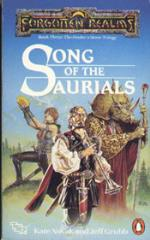 Finder's Stone Trilogy, The #3 - Song of the Saurials