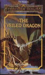 Harpers, The #12 - The Veiled Dragon
