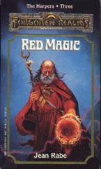 Harpers, The #3 - Red Magic