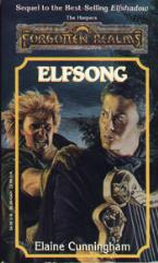 Harpers, The #8 - Elfsong