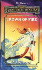 Harpers, The #9 - Crown of Fire
