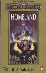 Dark Elf Trilogy, The #1 - Homeland