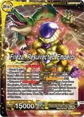 Sorbe // Frieza, Resurrected Emperor