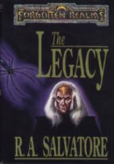 Legacy of the Drow #1 - The Legacy
