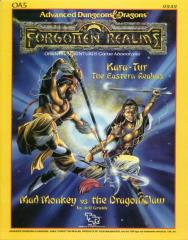 Kara Tur - Mad Monkey vs. Dragon Claw