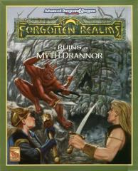 Ruins of Myth Drannor, The (1st Printing, Thin Box)