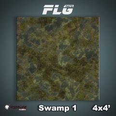 4' x 4' - Swamp #1
