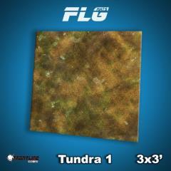 3' x 3' - Tundra #1