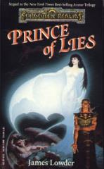 Avatar Series #4 - Prince of Lies