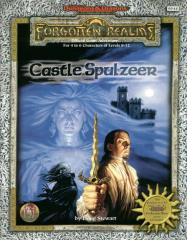Forgotten Realms/Ravenloft Crossover #1 - Castle Spulzeer