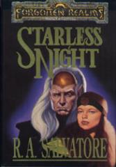 Legacy of the Drow #2 - Starless Night