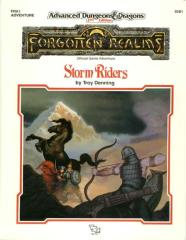 Empires Adventures Trilogy #1 - Storm Riders