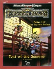Kara Tur - Test of the Samurai