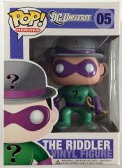 DC Universe - The Riddler
