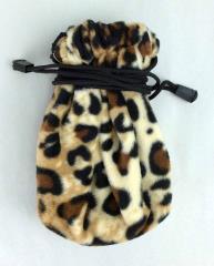 Fuzy Leopard w/Black