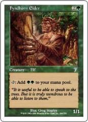 Fyndhorn Elder (U) (Foil)