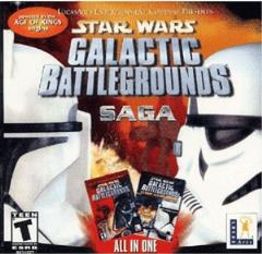Galactic Battlegrounds Saga