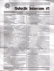 Galactic Intercom #1