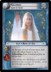 Galadriel, Lady of Light (Foil)