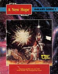 Galaxy Guide #1 - A New Hope (1st Edition)