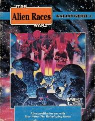 Galaxy Guide #4 - Alien Races (1st Edition)
