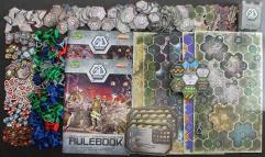 Galaxy Defenders (Kickstarter Edition)