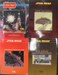 Galaxy Guide Collection - 4 Books!