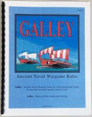 Galley - Ancient Naval Wargame Rules