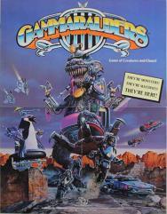 Gammarauders Promo Poster