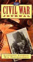 Civil War Journal - Alexander Gardner, War Photographer