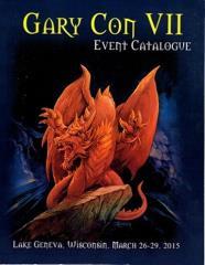 Gary Con VII - Event Catalogue