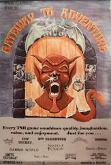 Gateway to Adventure Promo Poster