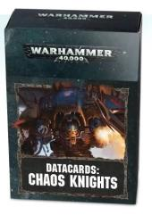Datacards - Chaos Knights