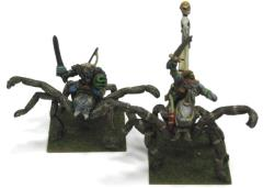 Forest Goblin Spider Riders #1