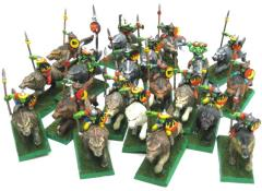 Goblin Wolf Riders Collection #1