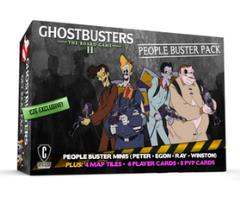 Ghostbuster - The Board Game II, Peoplebusters Pack