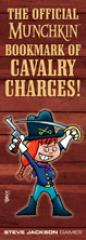 Official Munchkin Bookmark of Cavalry Charges!, The