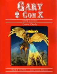 Gary Con X Program