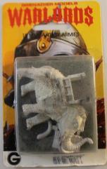 War Mammoth w/Mowdah